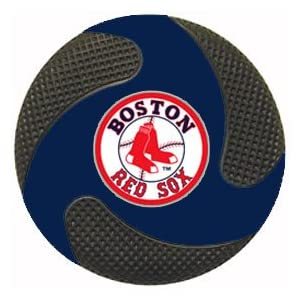 Boston Red Sox Hard Foam Frisbee