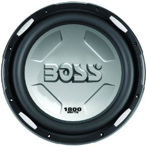 """Boss Cw105Dvc Chaos Wired 10"""" Subwoofer Dual 4Ohm Voice Coils"""