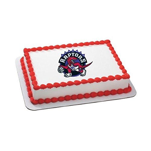 NBA Toronto Raptors Edible Image