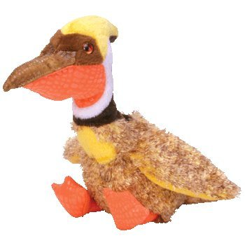 TY Beanie Baby - GLIDER the Bird