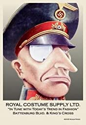 30 x 20 Stretched Canvas Poster Royal Costume Supply LTD.
