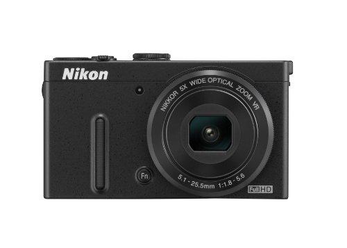 Nikon デジタルカメラ COOLPIX (クールピクス) P330BK ブラック