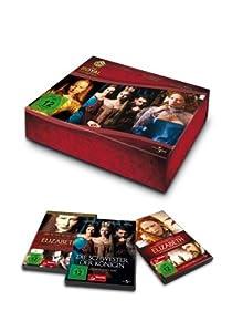 Royal Collection (Elizabeth/Elizabeth - das goldene Königreich/Die Schwester der Königin) [3 DVDs]