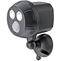 Mr Beams MB390 300-Lumen Weatherproof Wireless Battery Powered LED Ultra Bright Spotlight