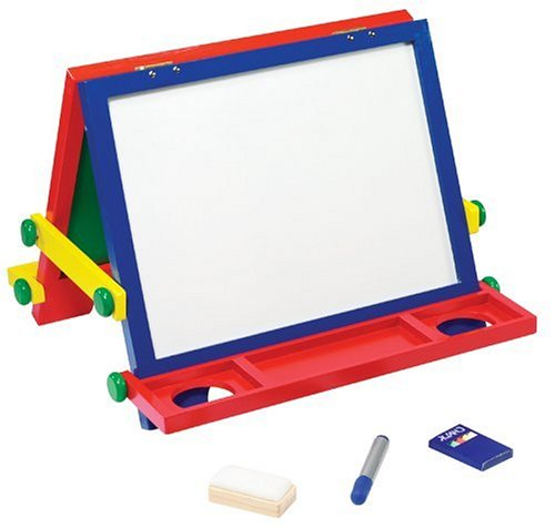 Melissa & Doug Wooden Tabletop Easel
