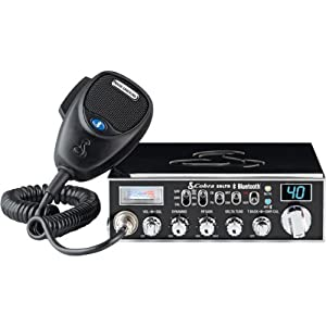 Cobra 29 LTD BT 40-Channel CB Radio with Bluetooth Technology by Cobra