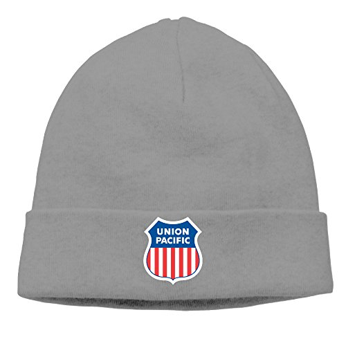 the-union-pacific-railroad-badge-logo-knit-beanie-hat-unisex-caps