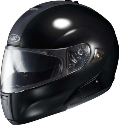 Hjc Is-Maxbt Bluetooth Modular Motorcycle Helmet (Black, Xxx-Large)