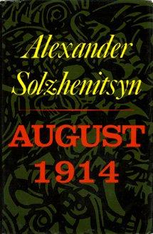 August 1914, ALEXANDER SOLZHENITSYN, MICHAEL GLENNY