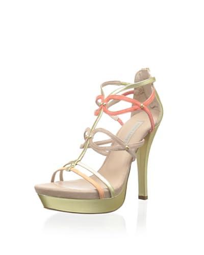 Pura Lopez Women's Platform Sandal
