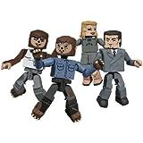 Diamond Select Toys Universal Monsters Minimates: The Wolfman Boxed Set