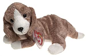 TY Beanie Baby SNIFFER the Dog [Toy]