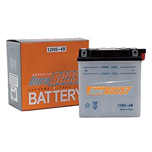 DURABOOST Batteries - 12N12A-4A-1