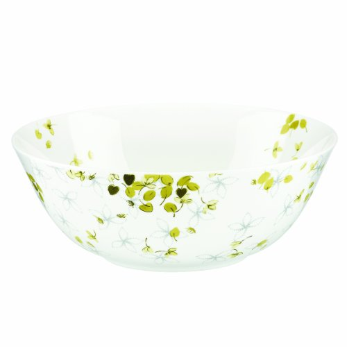 Lenox Simply Fine Watercolor Citrus 9-1/2-Inch Serving Bowl