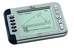 Franklin TSA-2400 Princeton Review Pocket Prep Interactive Handheld Tutor for the SAT and ACT