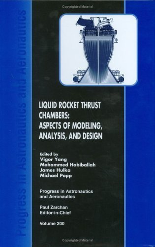 Liquid Rocket Thrust Chambers (Progress in Astronautics and Aeronautics) by V. Yang, M. Habiballah, M. Popp, J. Hulka (2005) Hardcover