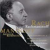ラフマニノフ : ピアノ協奏曲第2番&パガニーニ狂詩曲