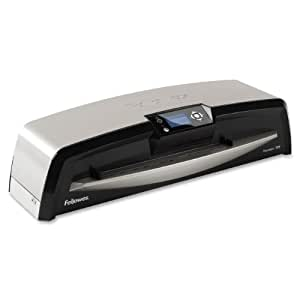 Fellowes Laminator Voyager 125 12.5 Inch Laminating Machine with Starter Kit (5218601)