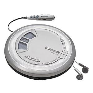 Panasonic Portable Disc MP3 Player