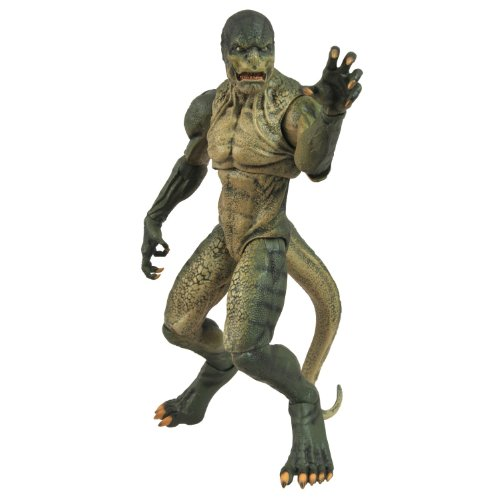 Diamond Select Toys Marvel Select: Amazing Spider-Man Movie Lizard Action Figure