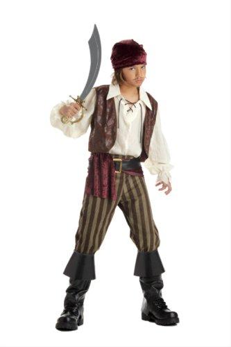 Calif (Child Rogue Pirate Costumes)