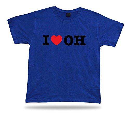 amo-oh-ohio-camiseta-del-corazon-del-castano-de-indias-rocas-de-cleveland-blues-lago-erie-cavalier