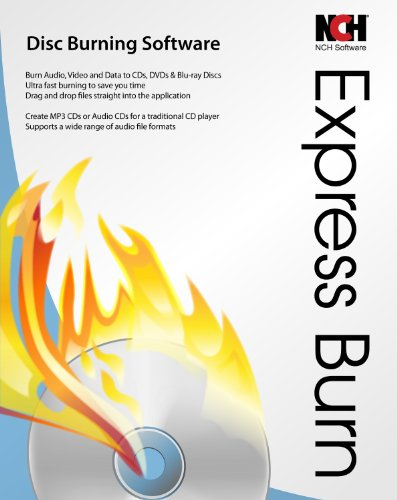 Express Burn Disc Burning Software - Audio, Video and Data to CD/DVD/Blu-ray [Download] (Dvd Authoring Software compare prices)