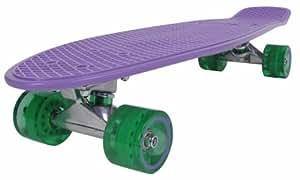 "Banzaii 27"" Skateboard Violet"