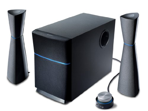 Edifier M3200 2.1 Speaker System with Slim Satellites