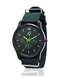 Yepme Men's Multifunctional Watch - Green -- YPMWATCH2451