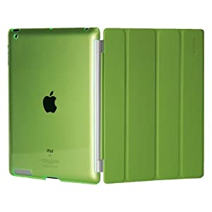Khomo Dual Case for the new iPad 3 and iPad 2 - Side