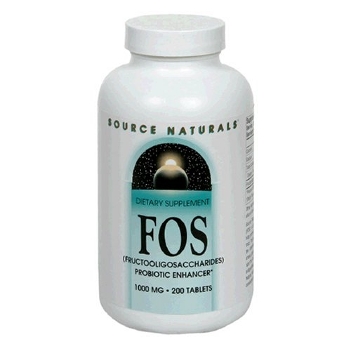 Source Naturals FOS fructooligosaccharides