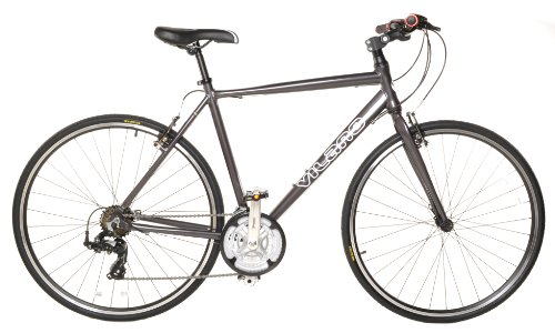 Vilano Performance Hybrid Flat Bar Commuter Road Bike 700c - 21 Speed Shimano