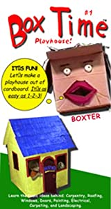 Box Time #1 Playhouse [VHS]