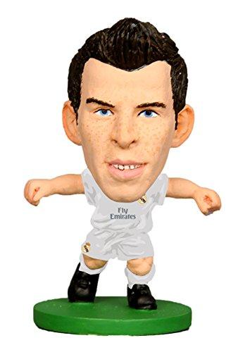 SoccerStarz - Figura con cabeza móvil Real Madrid (400148)