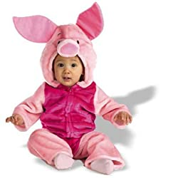 Baby Piglet Plush Bodysuit Infant/Toddler Costume - Infant/Toddler - Kid's Costumes