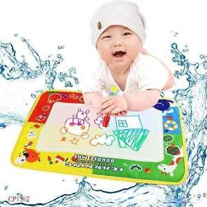 #IC Water Drawing Toys &1 Magic Pen/Water Drawing Board Baby Play Mat bbkub
