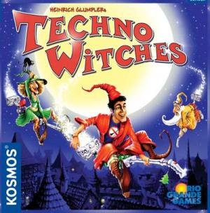 Techno Witches - 1