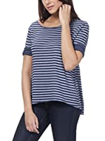 Tantra Camiseta Manga Larga (Azul)