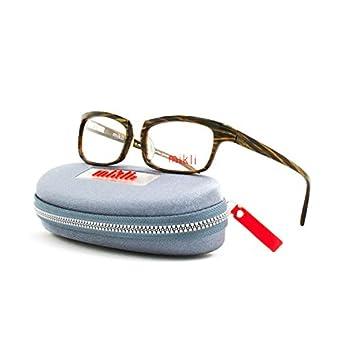 Alain Mikli Eyeglasses AL 1026 Col. 0002 Noir Black Diamond Pattern