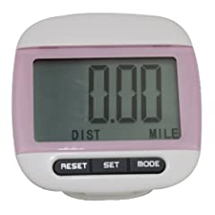 Buy 667 Multi-function Pocket Pedometer Step Counter by Haptime