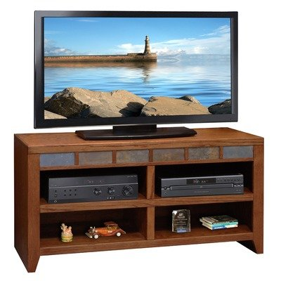 Cheap Oak Creek 48″ TV Stand Entertainment Center in Golden Oak by Legends Furniture (OC-1254)