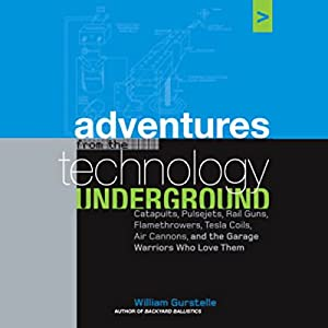 Adventures from the Technology Underground Audiobook