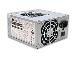 Logisys PS480D2 Dual Fan ATX 12V 480W Computer Power Supply