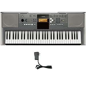 Yamaha ypt 330 61 key touch sensitive personal keyboard w for Yamaha keyboard amazon
