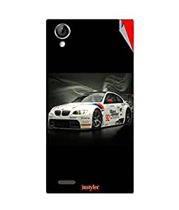 instyler MOBILE STICKER FOR XOLO A 600