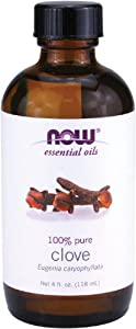 NOW Foods Clove Oil, 4 ounce