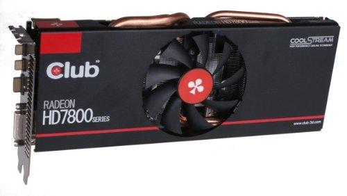 Club3d Radeon Hd 7870 Xt Jokercard Review: Radeon HD 7870 XT 2GB Video Card (CGAX-7876XT