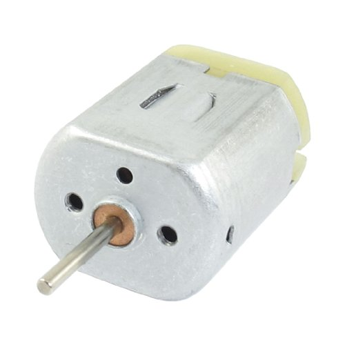 Dc 5V 0.15 Amp 4200Rpm Rotary Speed 2 Pin Electric Magnetic Motor front-162854