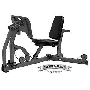 EF Products Commercial Rated 11-Gauge Leg Press Attachment EF-8601